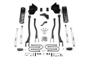 """Steering And Suspension - Lift & Leveling Kits - BDS Suspension - BDS 1613H 2013-18 Ram 3500 4"""" 4-Link Suspension System - Gas Models Only"""