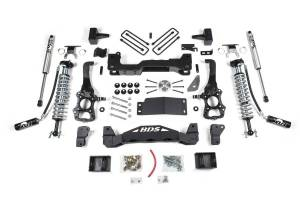 """Steering And Suspension - Lift & Leveling Kits - BDS Suspension - BDS 1507F 4"""" Coil Over Suspension Lift Kit System 