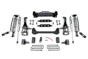 """Steering And Suspension - Lift & Leveling Kits - BDS Suspension - BDS 1523F 4"""" Coil Over Suspension Lift Kit System 
