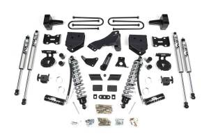 """Steering And Suspension - Lift & Leveling Kits - BDS Suspension - BDS 588F 4"""" Coilover Conversion Suspension System - 11-16 Ford F250/F350 4WD Diesel"""