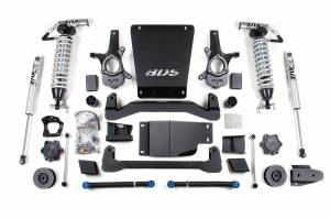 """Steering And Suspension - Lift & Leveling Kits - BDS Suspension - BDS 188F 4"""" Coil-Over Suspension System for 2007-2014 Chevy/GMC 4WD 1/2 ton Avalanche, Suburban, Tahoe, and Yukon"""