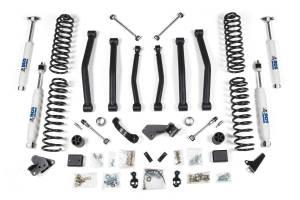 "Steering And Suspension - Lift & Leveling Kits - BDS Suspension - BDS 1417H 4"" Lift Kit | 2012-18 Jeep Wrangler JK 2 door 4WD"