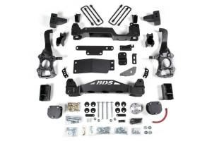 """Steering And Suspension - Lift & Leveling Kits - BDS Suspension - BDS 1508H 4"""" Suspension Lift Kit - 2014 F150 Raptor"""