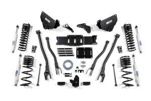 Steering And Suspension - Lift & Leveling Kits - BDS Suspension - BDS Suspension 5.5in Front 4-Link /4.5in Rear 1606H