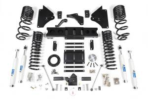 Steering And Suspension - Lift & Leveling Kits - BDS Suspension - BDS Suspension 5.5in Front/4.5in Rear 1605H