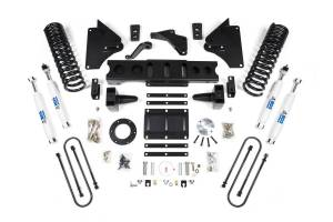 Steering And Suspension - Lift & Leveling Kits - BDS Suspension - BDS Suspension 5.5in Front/5.5in Rear 1607H