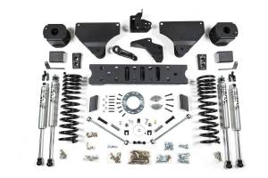BDS Suspension - BDS Suspension 5.5in Front/5in Rear Air Bags 1629H