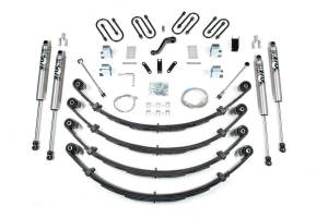 """Steering And Suspension - Lift & Leveling Kits - BDS Suspension - BDS 1431H 5"""" Lift Kit 