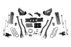"Steering And Suspension - Lift & Leveling Kits - BDS Suspension - BDS 1603H BDS Suspension 2013-18 Ram 3500 Diesel 6"" 4-Link Suspension System"