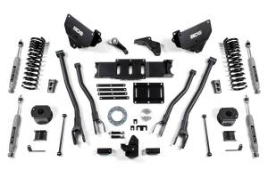 "Steering And Suspension - Lift & Leveling Kits - BDS Suspension - BDS 1628H  6"" 4-Link Suspension System 