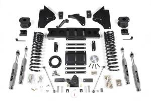 "Steering And Suspension - Lift & Leveling Kits - BDS Suspension - BDS 1627H 6"" Lift Kit 