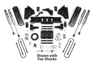 "Steering And Suspension - Lift & Leveling Kits - BDS Suspension - BDS 699H 6"" Suspension System 