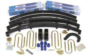 "Steering And Suspension - Lift & Leveling Kits - BDS Suspension - BDS 144H 6"" Lift Kit for 1988-1991 Chevrolet/ GMC 4WD 3/4 ton Suburban"