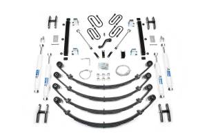 """Steering And Suspension - Lift & Leveling Kits - BDS Suspension - BDS 1432H  6"""" Lift Kit 