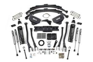 "Steering And Suspension - Lift & Leveling Kits - BDS Suspension - BDS 1614H 8"" 4-Link Suspension System 