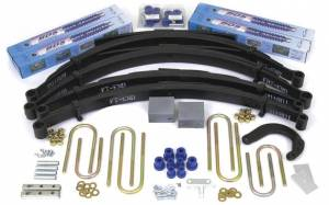 """Steering And Suspension - Lift & Leveling Kits - BDS Suspension - BDS 119H 8"""" Lift Kit 