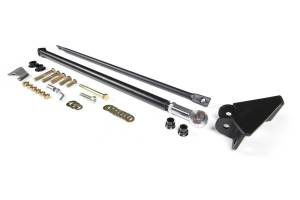 "Steering And Suspension - Track Bars - BDS Suspension - BDS 124601 Adjustable Front Track Bar | Jeep Wrangler TJ 6-7"" Lift"
