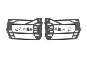 Rough Country - Jeep Front Steel Tube Doors (07-18 Wrangler JK) - Image 1