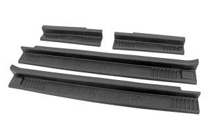 Rough Country - Jeep Front & Rear Entry Guards (07-18 Wrangler JK) - Image 1