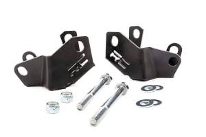 Rough Country - Jeep Rear Lower Control Arm Skid Plate Kit (18-19 Wrangler JL) - Image 2