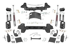 Rough Country - 6in Toyota Suspension Lift Kit (95-04 Tacoma 4WD/2WD)