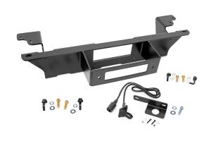 Rough Country - GM Hidden Winch Mounting Plate (99-06 1500 PU) - Image 1