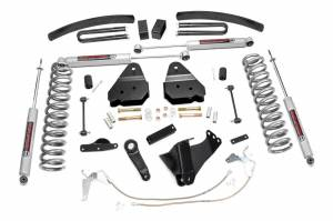 Steering And Suspension - Lift & Leveling Kits - Rough Country - 6in Ford Suspension Lift Kit (2008-10 F250/350 Diesel)