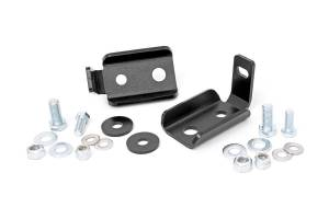 Rough Country - Jeep Front Shock Relocation Kit (07-18 Wrangler JK) - Image 3