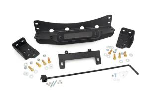 Rough Country - GM Hidden Winch Mounting Plate (07-13 Silverado/Sierra 1500 PU) - Image 1
