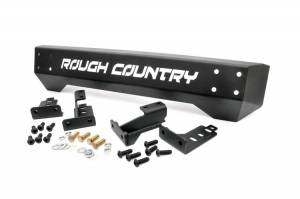 Rough Country - Jeep Stubby Front Bumper - Image 2