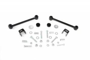 Rough Country - Ford Front Sway-bar Links (4in) - Image 2