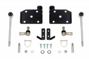 Rough Country - Jeep Front Sway-bar Disconnects (4-6in) - Image 2