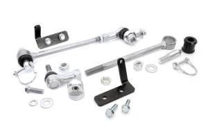 Rough Country - Jeep Front Sway-bar Disconnects (3.5-6in) - Image 4