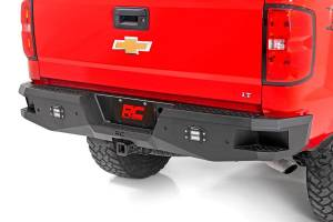 Rough Country - Chevy Heavy-Duty Rear LED Bumper (07-18 1500) - Image 4