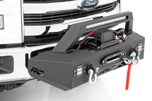 Rough Country - EXO Winch Mount System (09-19 Ford F-150) - Image 4