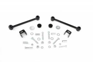 Rough Country - Ford Front Sway-bar Links (4in) - Image 4