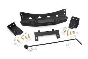 Rough Country - GM Hidden Winch Mounting Plate (07-13 Silverado/Sierra 1500 PU) - Image 2