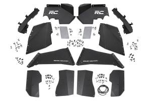 Rough Country - Jeep Front & Rear Inner Fenders Set (07-18 Wrangler JK) - Image 4