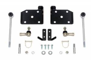 Rough Country - Jeep Front Sway-bar Disconnects (4-6in) - Image 3