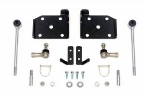 Rough Country - Jeep Front Sway-bar Disconnects (4-6in) - Image 4