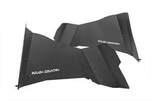 Rough Country - Jeep Rear Inner Fenders (07-18 Wrangler JK) - Image 3