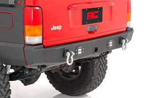 Rough Country - Jeep Rear LED Bumper (84-01 Cherokee XJ) - Image 4
