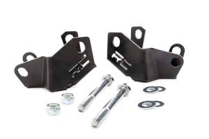 Rough Country - Jeep Rear Lower Control Arm Skid Plate Kit (18-19 Wrangler JL) - Image 4