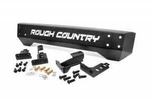 Rough Country - Jeep Stubby Front Bumper - Image 3