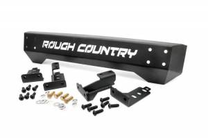 Rough Country - Jeep Stubby Front Bumper - Image 4