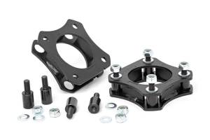 - Rough Country - 1.75in Toyota Leveling Lift Kit (07-20 Tundra 2WD/4WD)