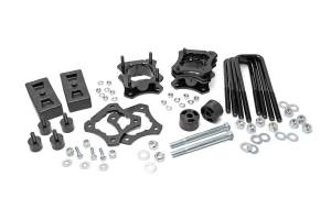 Steering And Suspension - Lift & Leveling Kits - Rough Country - 2.5-3in Toyota Leveling Lift Kit (07-20 Tundra 2WD/4WD)