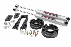 Steering And Suspension - Lift & Leveling Kits - Rough Country - 2.5-inch Suspension Leveling Lift Kit | 04-08 F150