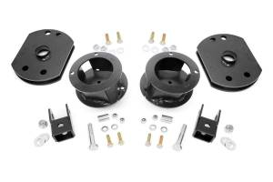 Steering And Suspension - Lift & Leveling Kits - Rough Country - 2.5in Dodge Lift Kit (14-20 Ram 2500 4WD)