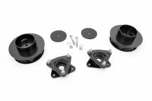 Steering And Suspension - Lift & Leveling Kits - Rough Country - 2.5in Dodge Suspension Lift Kit (09-11 Ram 1500 4WD)